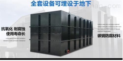林芝农村污水处理设备技术