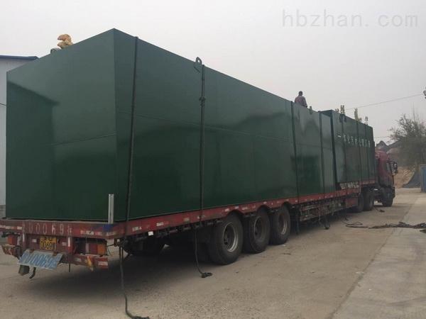 林芝农村污水处理设备品质