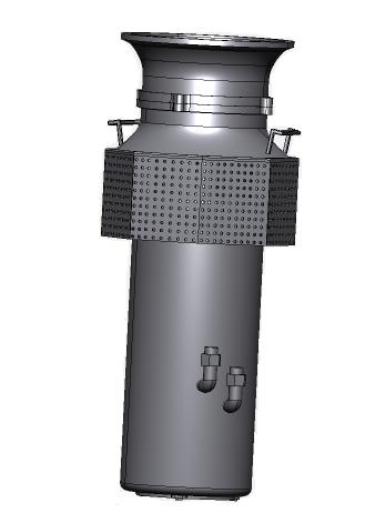 400方液压潜水泵照片