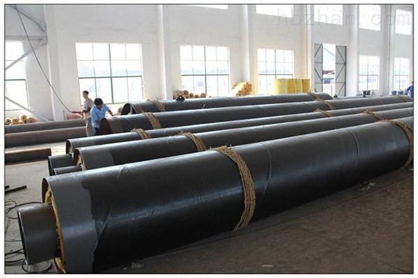 榆林直埋钢套钢蒸汽保温管直销厂家