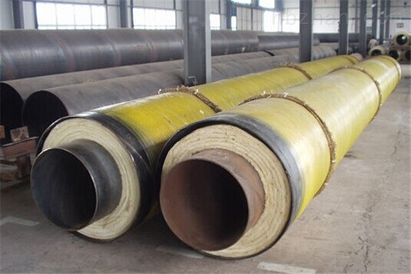葫芦岛直埋钢套钢蒸汽保温管现货销售