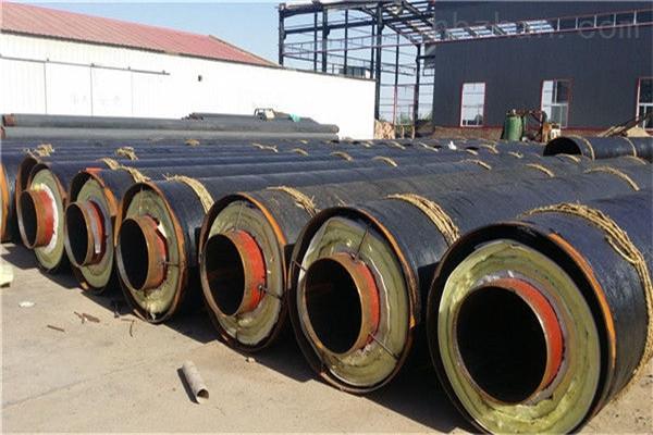 哈密地区钢套钢蒸汽复合保温管用途