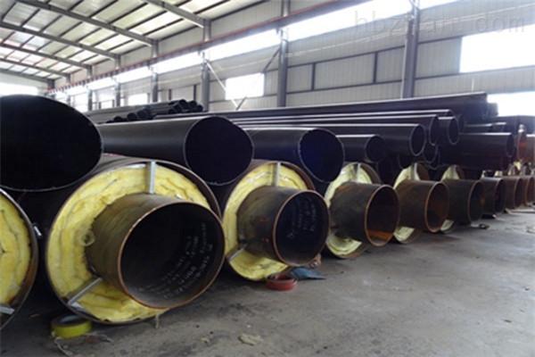 辽源耐高温钢套钢蒸汽保温管现货