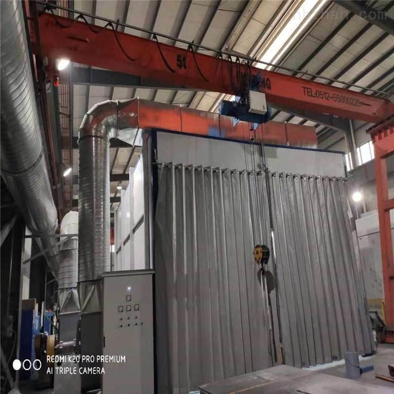 阜阳侧吸式喷漆房设备专业定制
