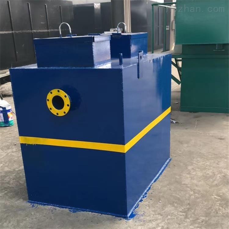 阿里门诊污水处理设备使用方法