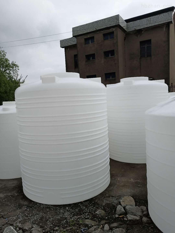 谦源3吨塑料水塔  塑料水箱