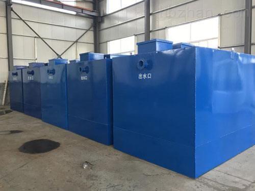 昌都社区污水处理设备特点