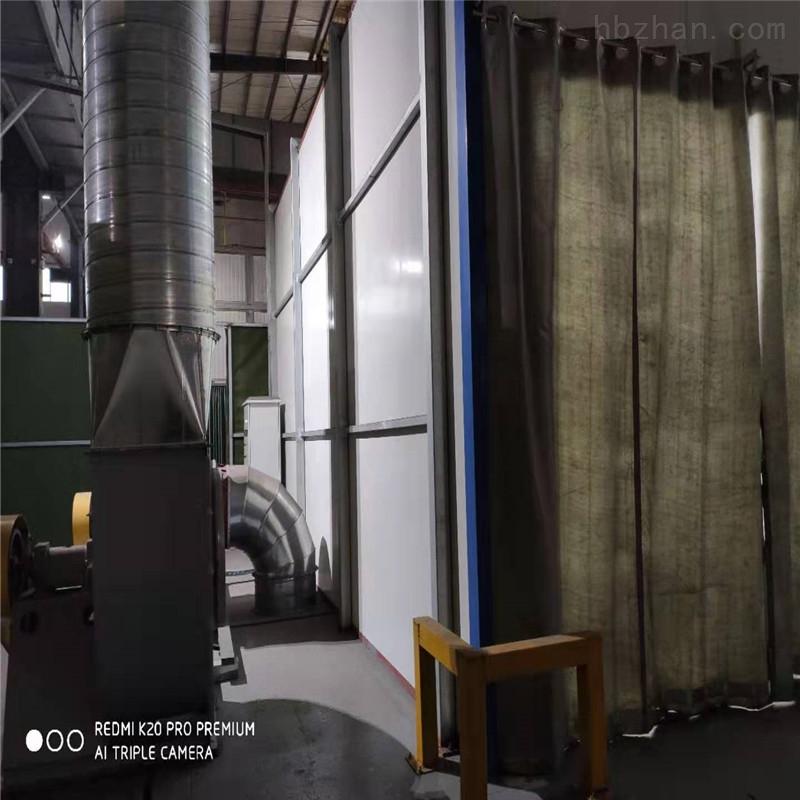 淮北侧吸式喷漆房设备厂家