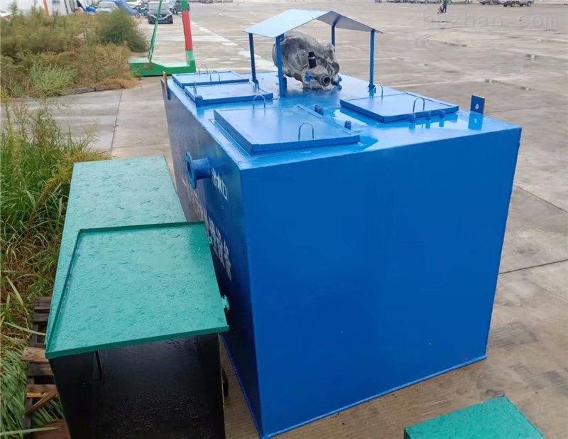 林芝社区污水处理设备