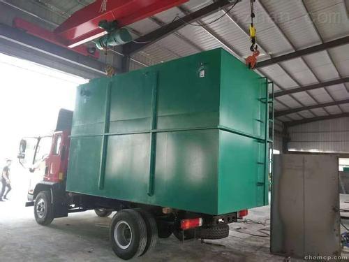 南通 再生塑料清洗污水处理设备 安装