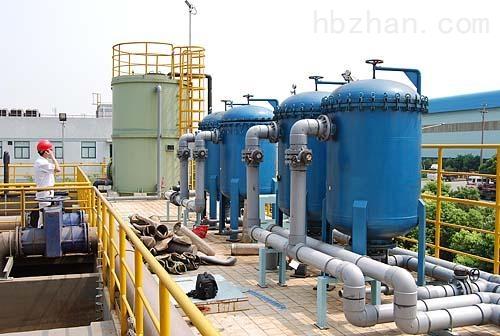 鞍山 电镀污水处理设备 出水达标耗能低