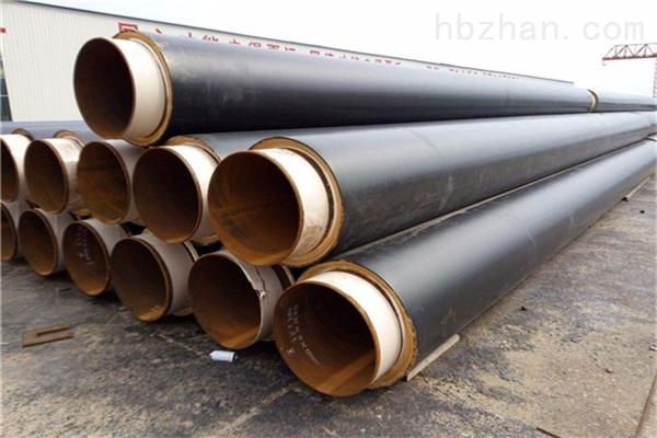 鹤岗玻璃钢耐高温保温钢管供应商