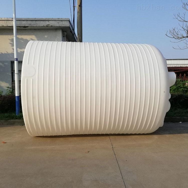 20吨塑料储水箱 20吨硫酸储罐