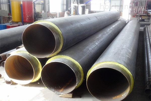 萍乡缠绕型玻璃钢预制保温钢管厂家供应
