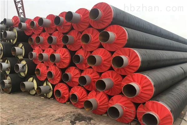 常州钢套钢岩棉蒸汽保温管供应商