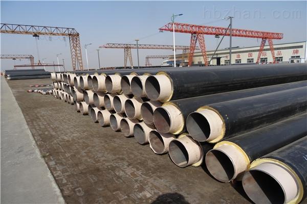 泰州塑套钢聚氨酯发泡保温管厂家