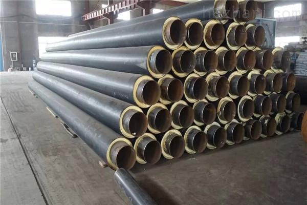 和田地区玻璃钢缠绕型蒸汽保温钢管现货销售