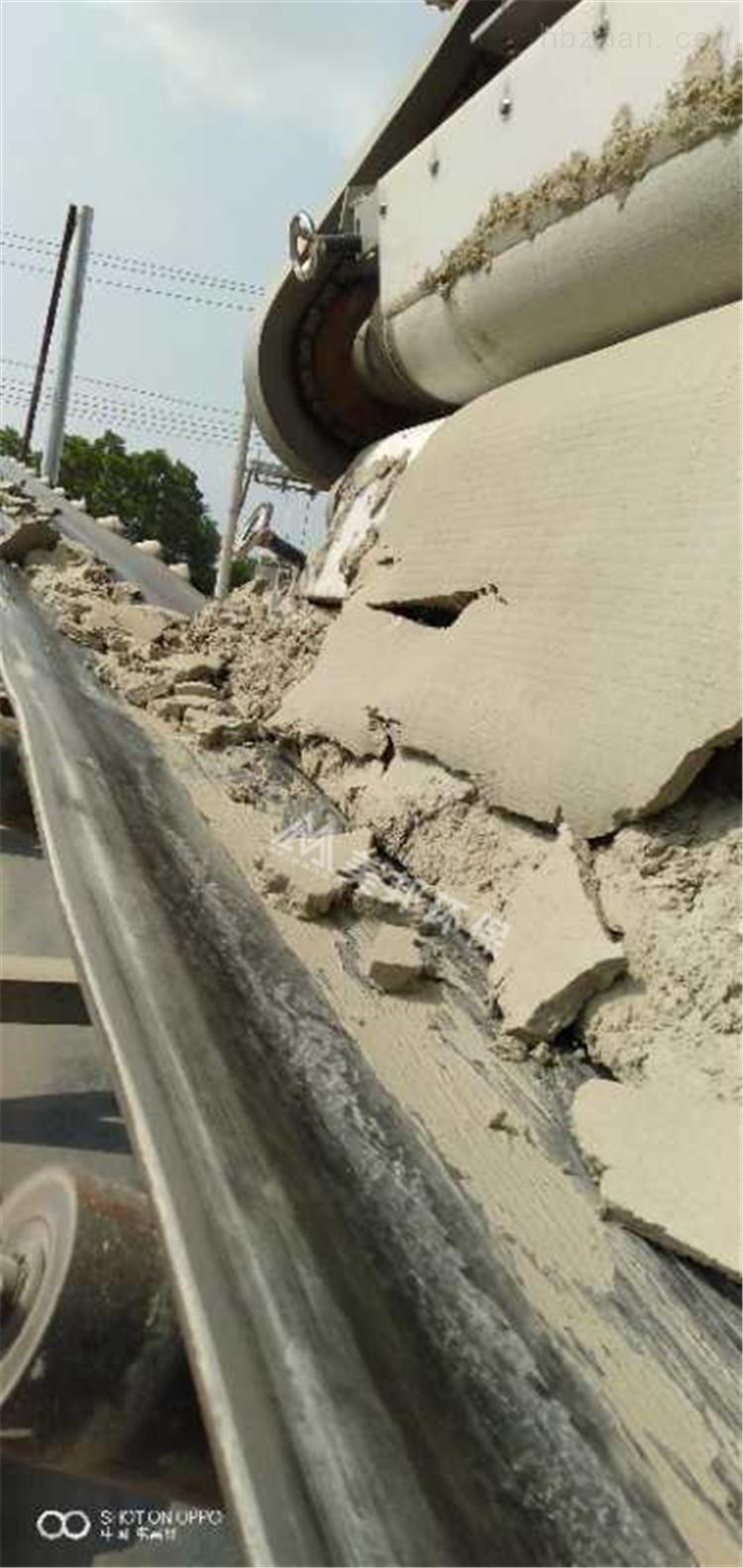 广州洗沙包土废水污泥脱水机厂家