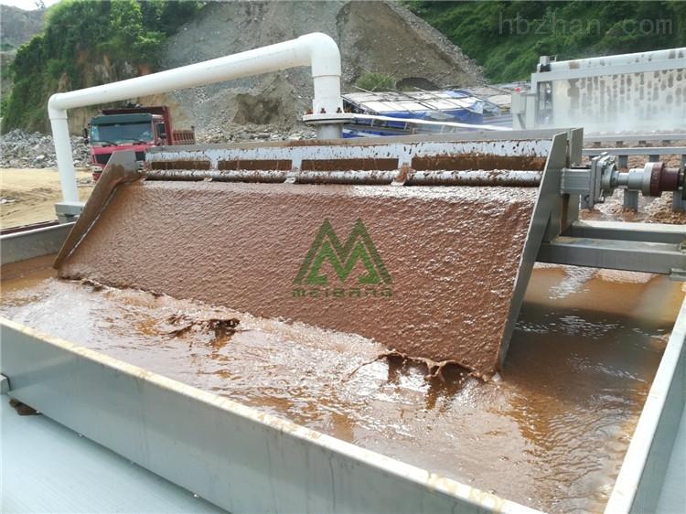 佛山石料场污泥污泥脱水机工厂
