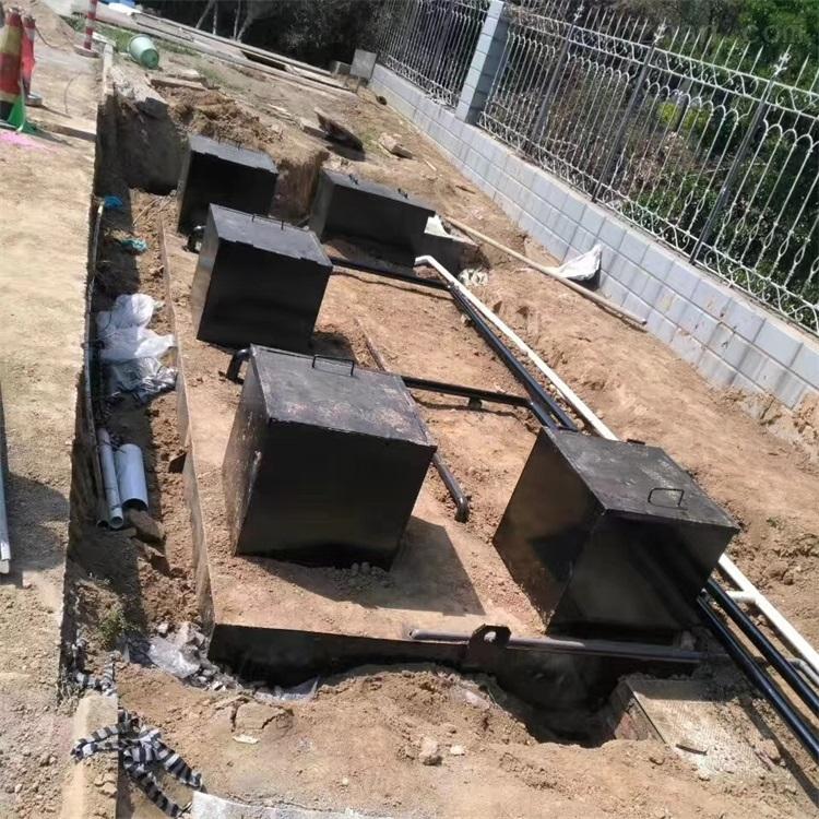牡丹江口腔污水处理设备安装说明