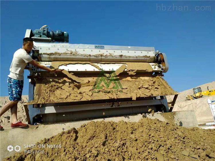 陕西机制砂泥浆压泥机怎么样