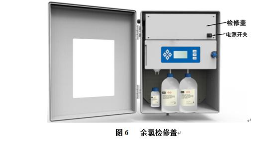 电极法余氯在线检测仪
