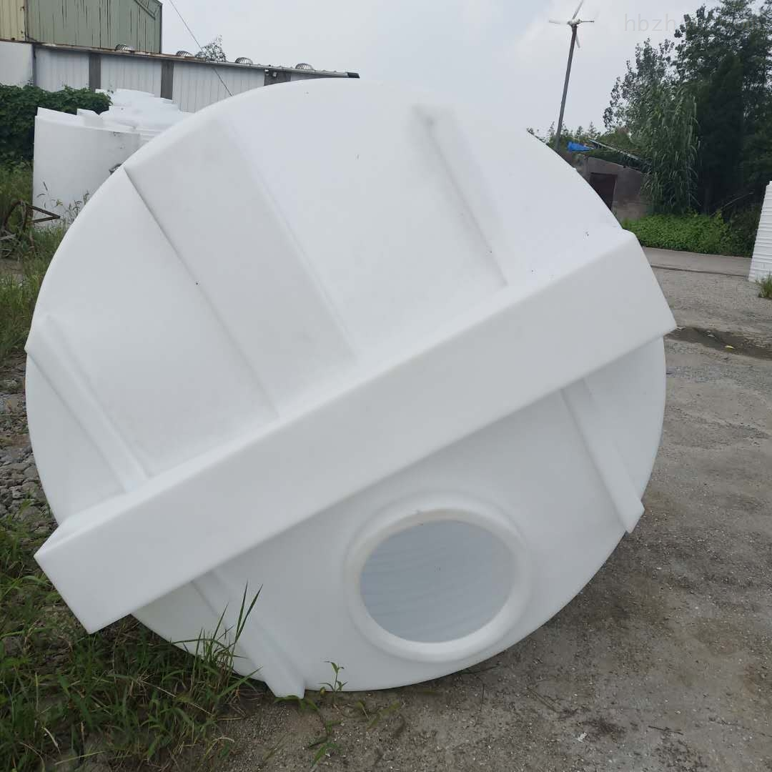 宁波4吨水处理加药箱 PE搅拌罐