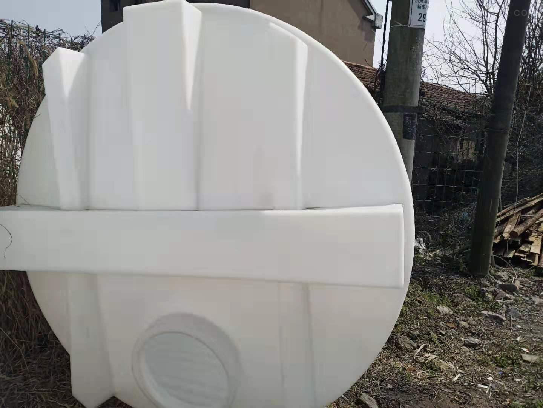 嘉善4立方水处理加药箱 防腐搅拌罐