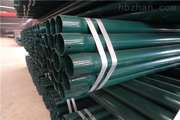 湖北省N-HAP热浸塑钢管现货