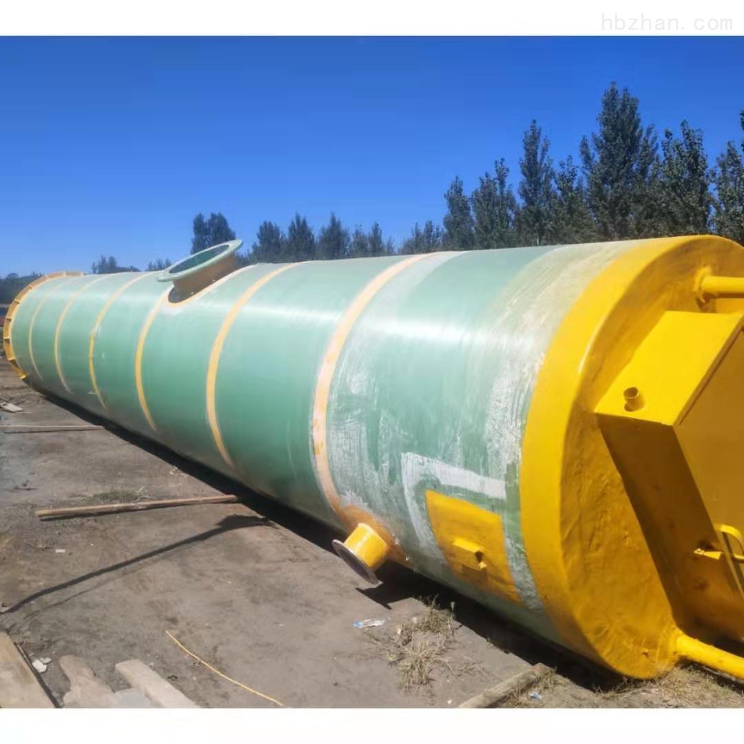 本溪乡镇一体化预制泵站市政给排水泵站