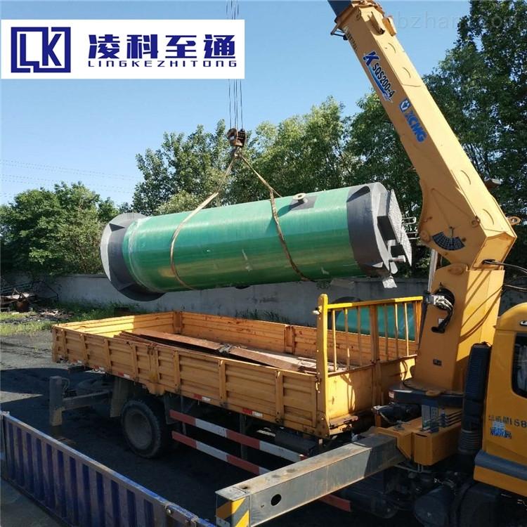 陇南农村一体化提升泵站日常维护