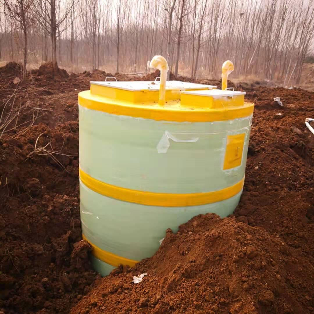 南宁GRP玻璃钢泵站如何使用