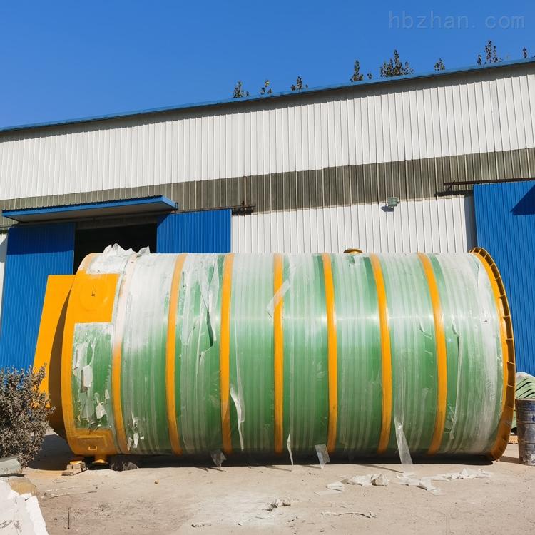 通化市政管网一体化提升泵站资质齐全