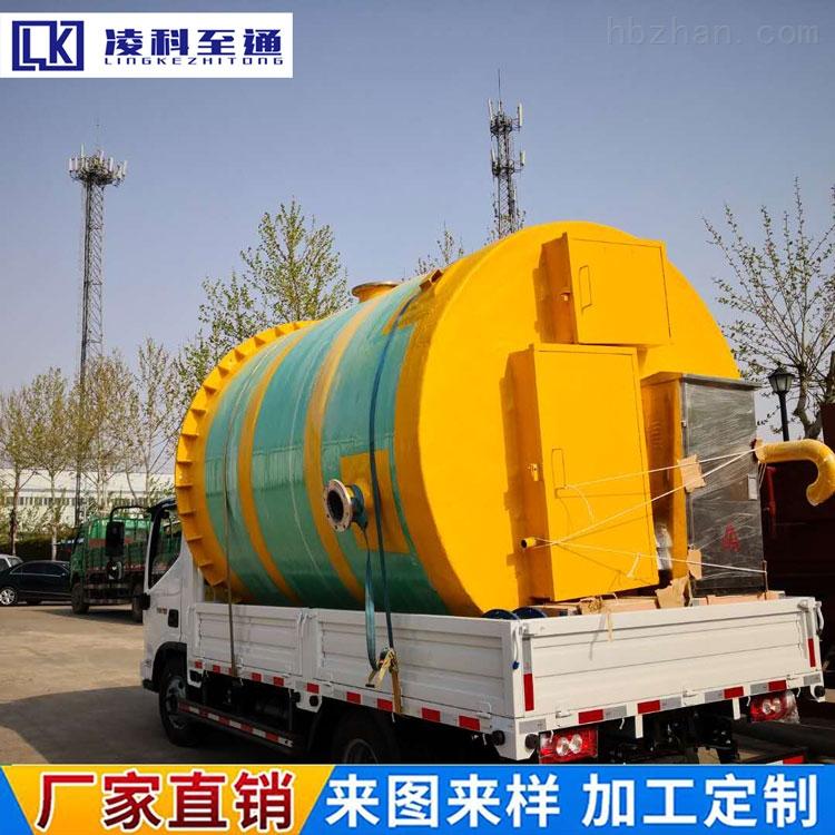 郑州一体化污水提升泵站*
