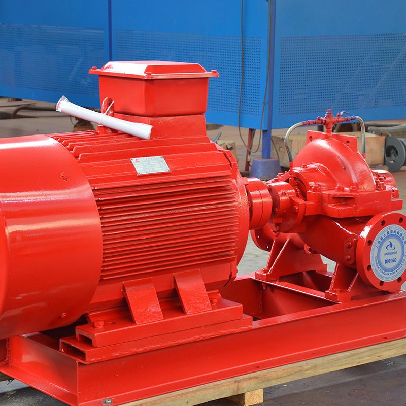 上海喜之泉XBD-S 消防泵,XBD5.0/44-150S-50 消防泵示例图3