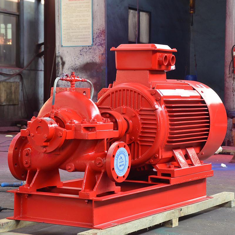 上海喜之泉XBD-S 消防泵,XBD5.0/44-150S-50 消防泵示例图6