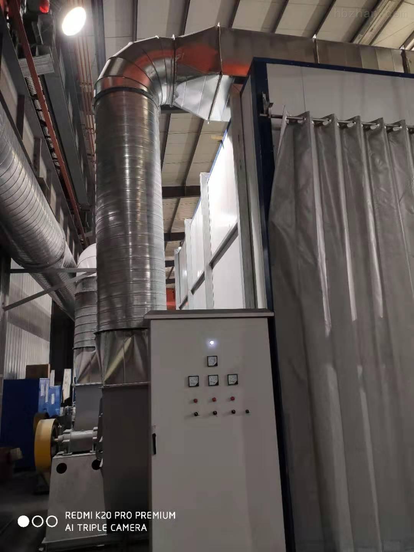 宿州烤漆房废气处理设备厂家直销