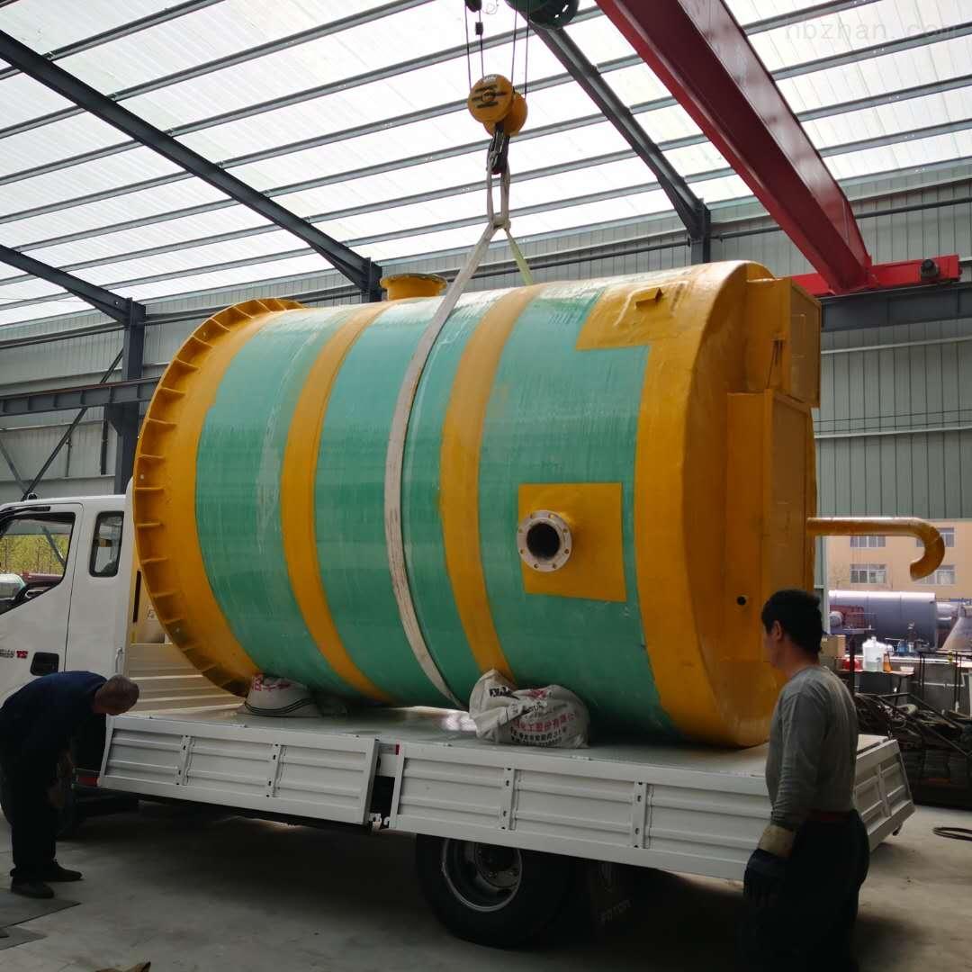 常德工业园一体化提升泵站型号有哪些