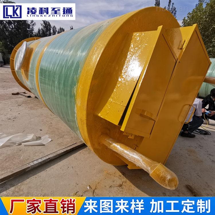 成都乡镇一体化预制泵站终身维护