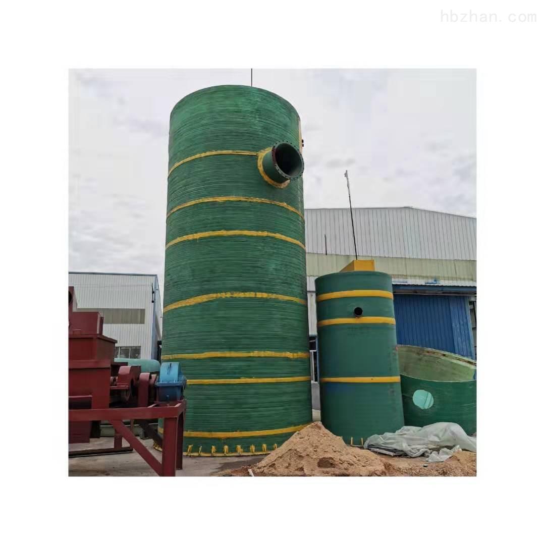 通化一体化污水预制泵站源头厂家