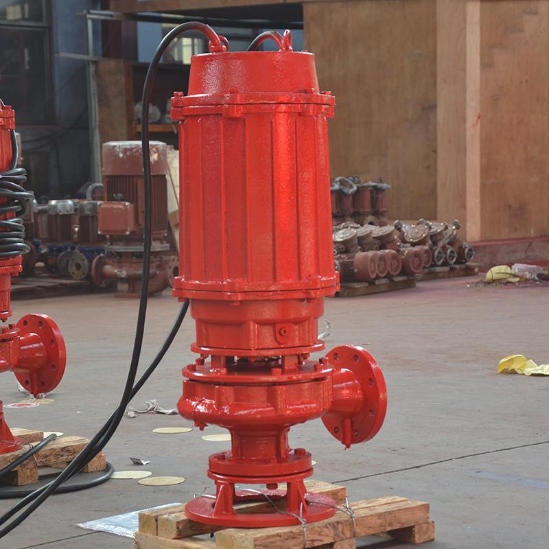 供应喜之泉消防泵,XBD-Q立式单级 消防泵示例图4