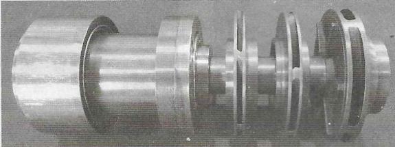 磁力泵内磁转子