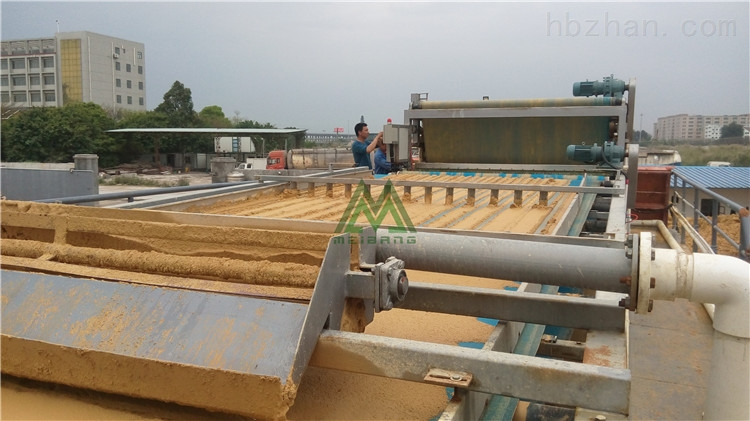 重庆洗山沙泥浆脱水工厂