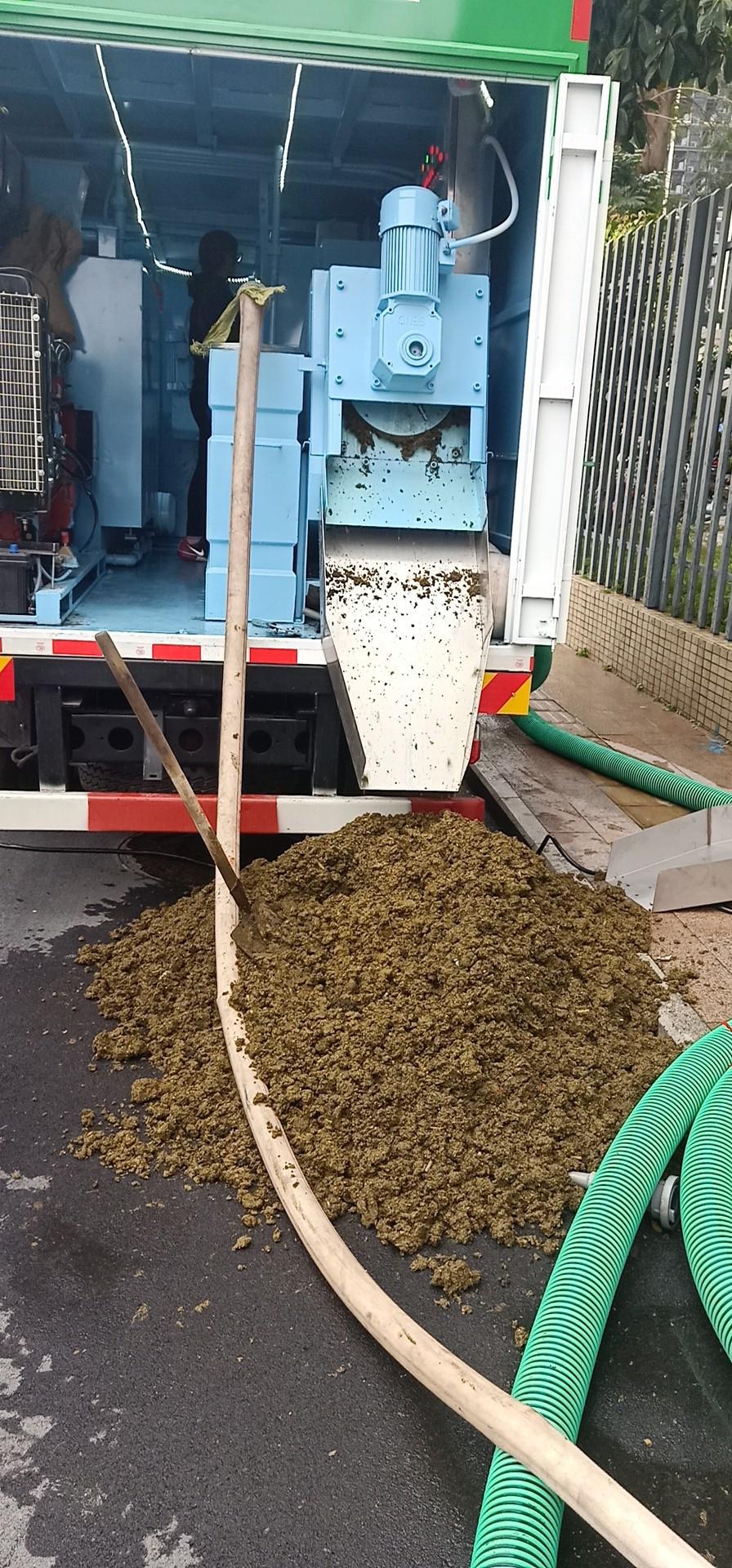 粪便无害化处理车粪渣变有机肥