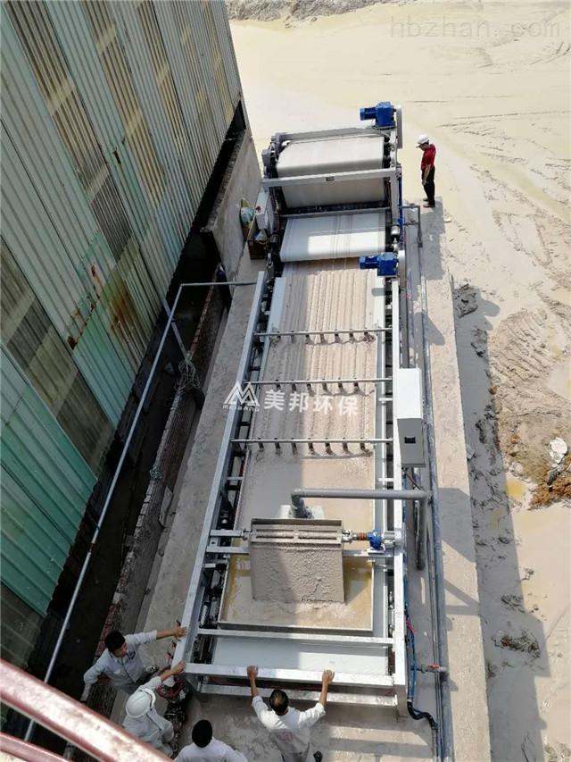 上海洗沙包土污泥压榨机质量好