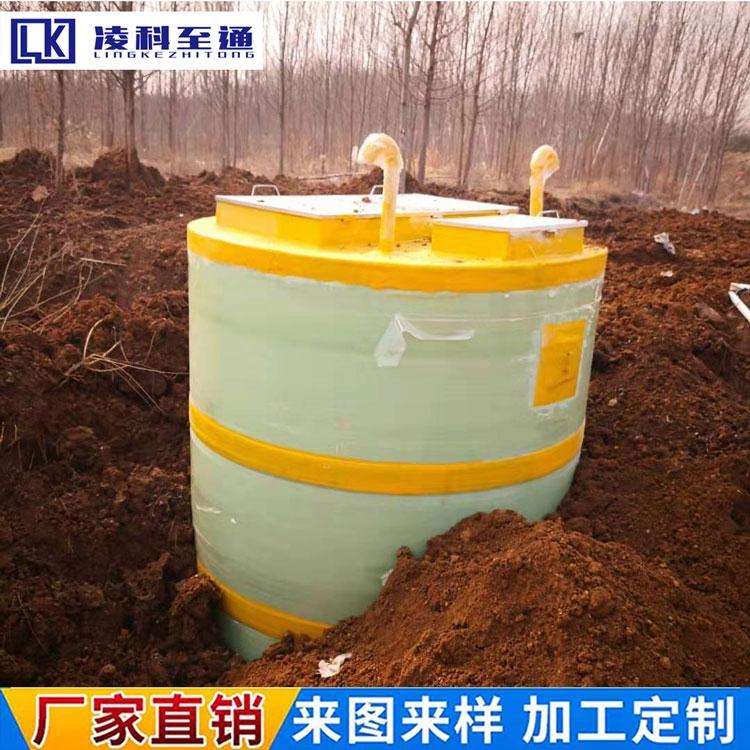 大庆一体化预制泵站处理达标环保