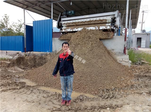 海南洗河沙泥浆处理好不好