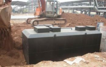 一体化 生活污水处理成套设备 用途