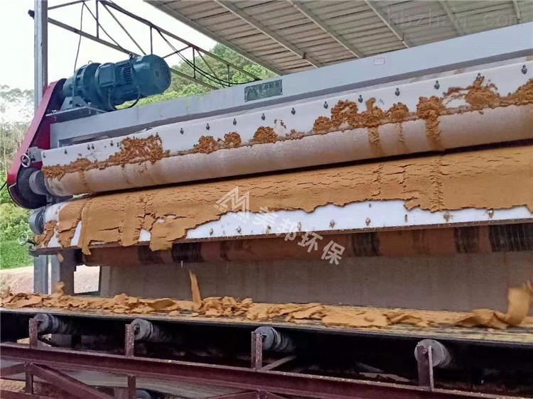 矿山砂石场泥浆脱水设备矿山砂石场污泥脱水处理厂家