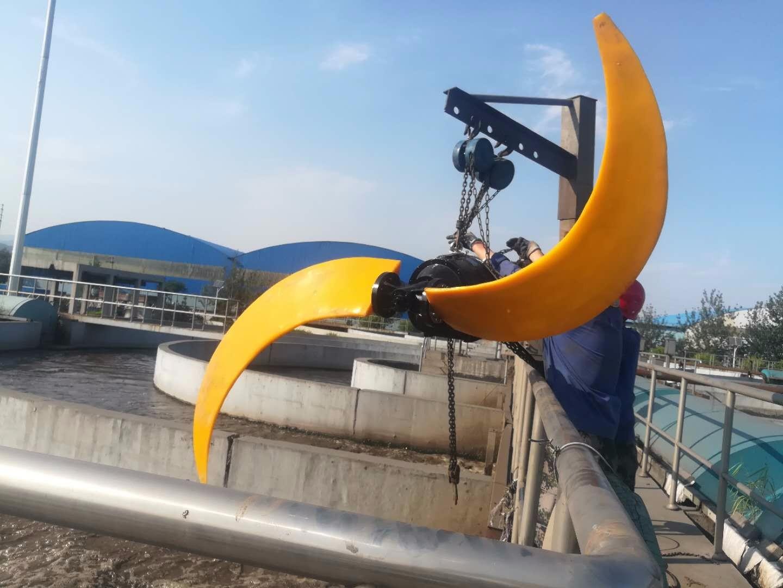 南县潜水推流器QDT型原理